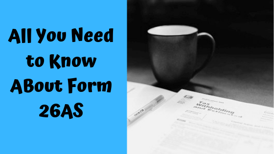 Form 26AS for income tax
