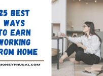 25 best ways to earn working from home